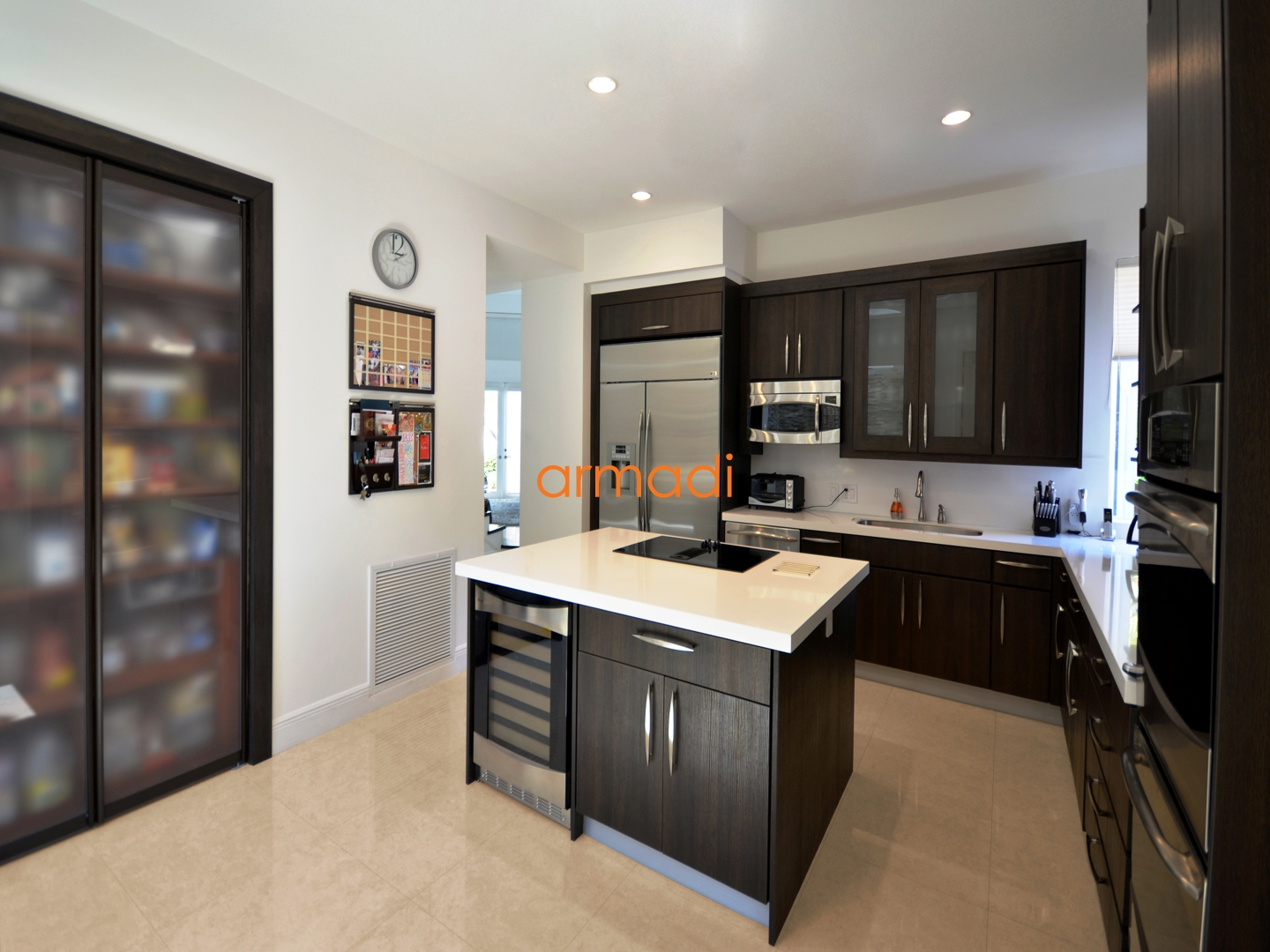 Custom Kitchen Custom Kitchens Miami Armadi Casa