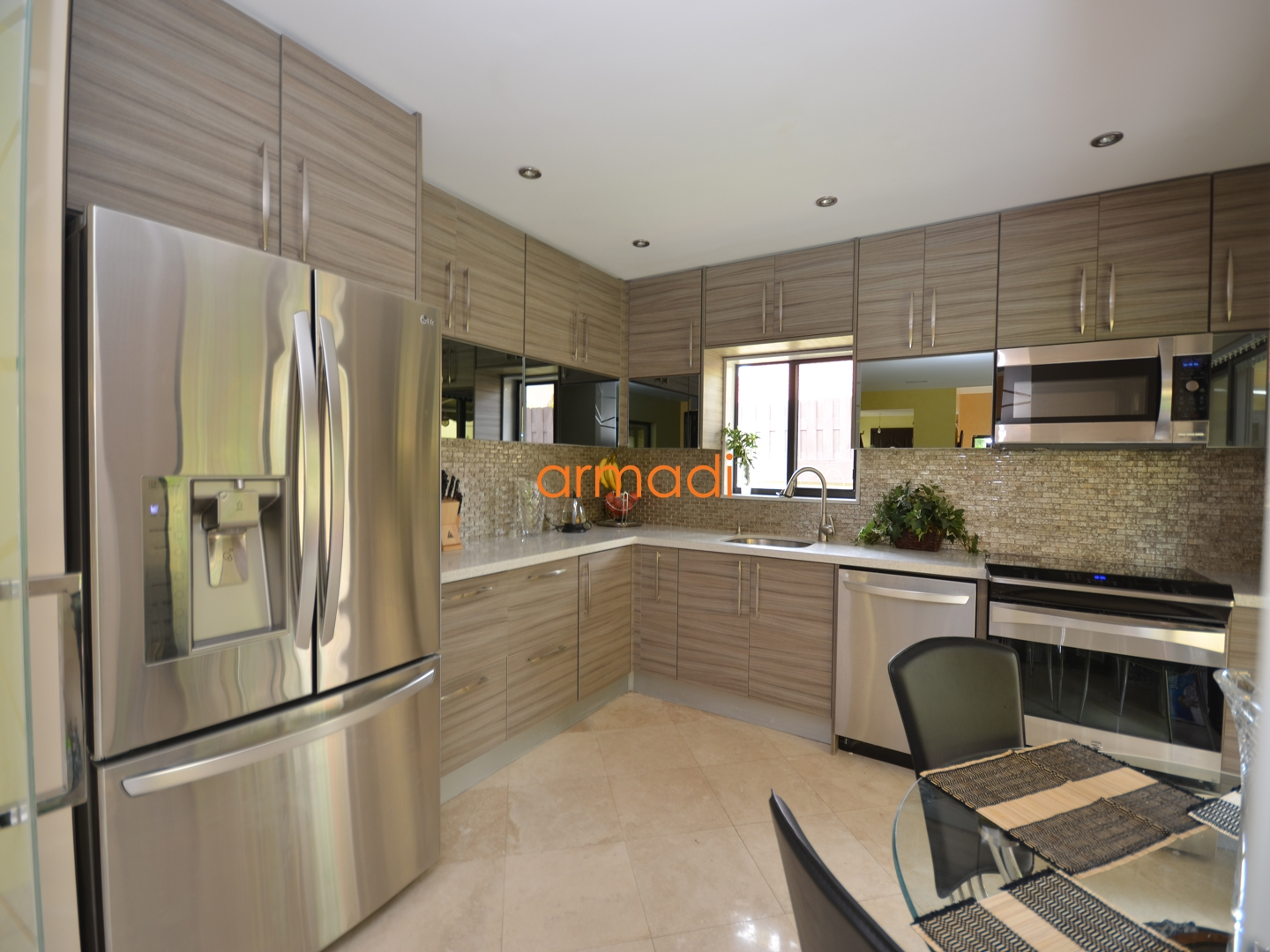 Custom Kitchens Miami | Armadi Casa