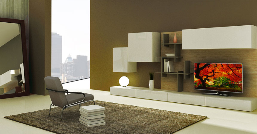Modern Furniture Wall Units armadi casa: miami modern contemporary and custom furniture store