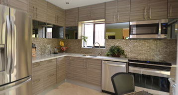 Custom Modern Kitchens armadi casa: miami modern contemporary and custom furniture store