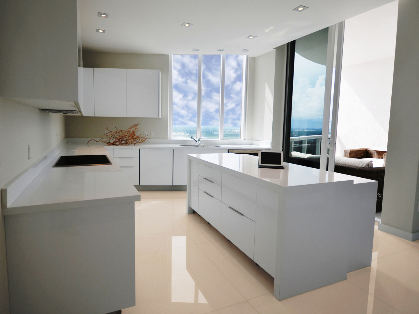 Modern Kitchen 11