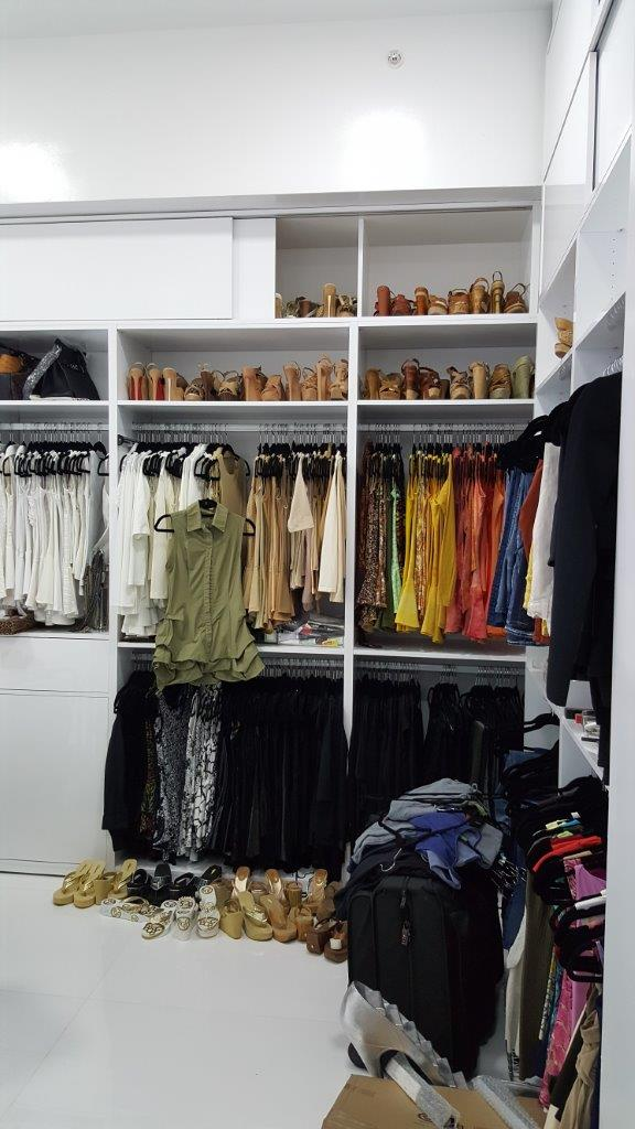 Custom Closets 60