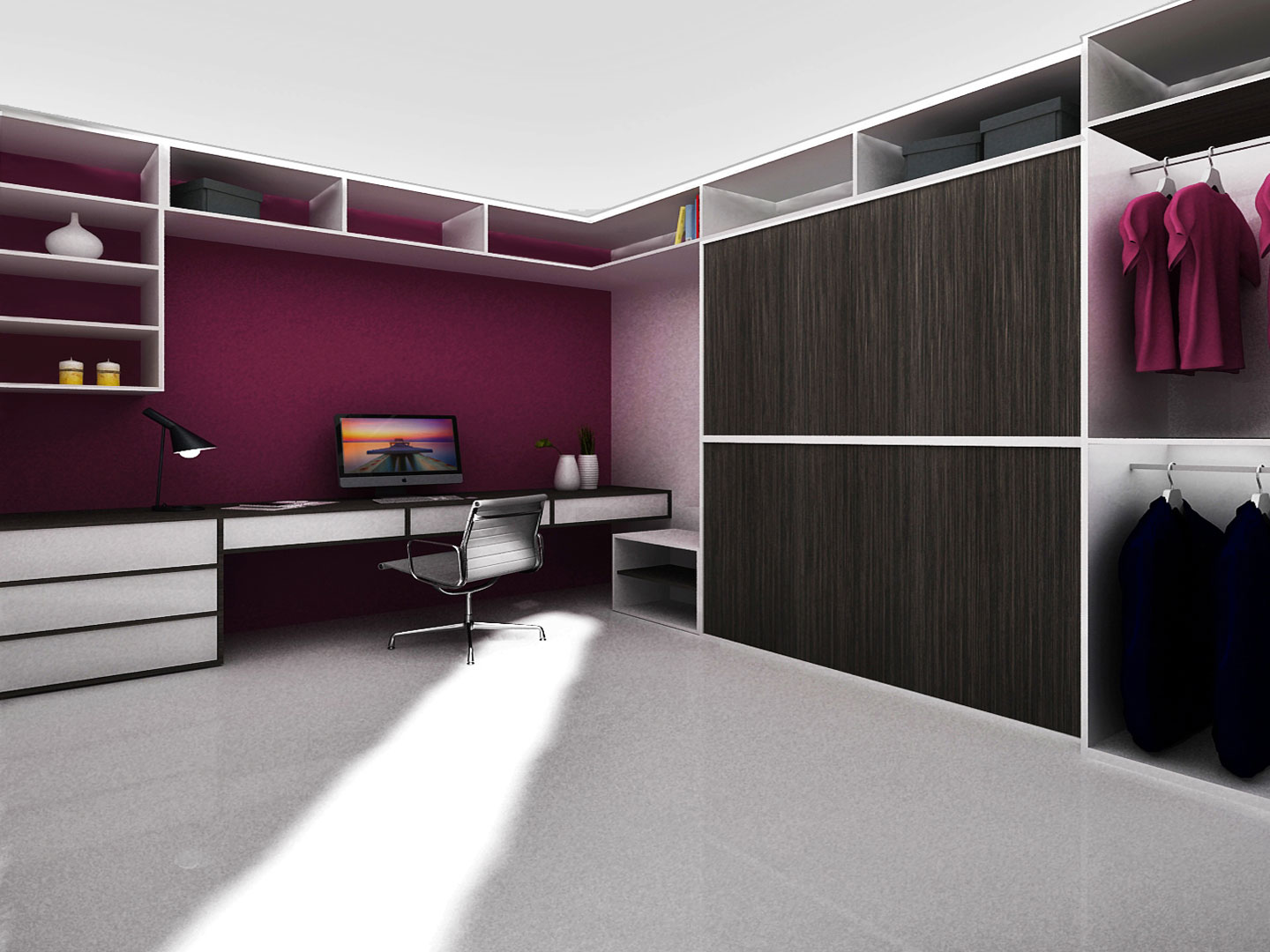 Wall Bed 16