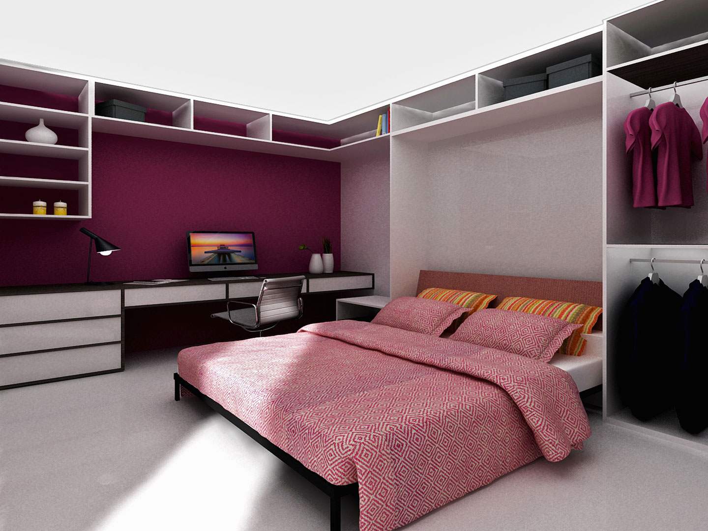 Wall Bed 17