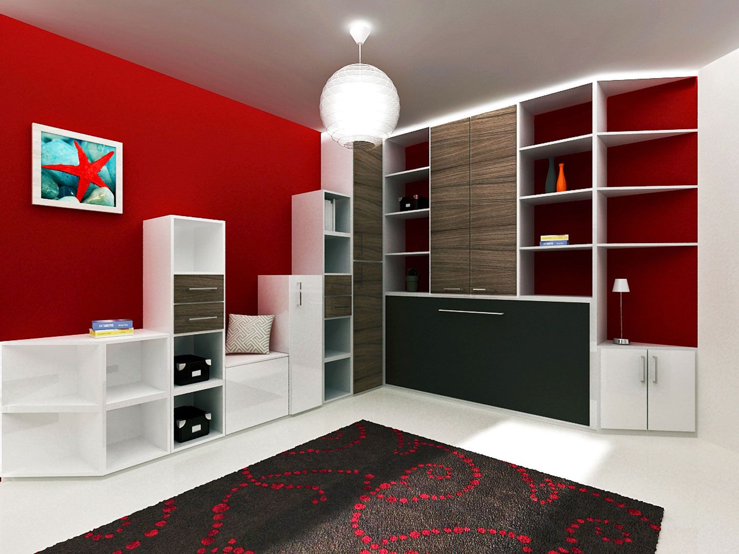 Wall Bed 18