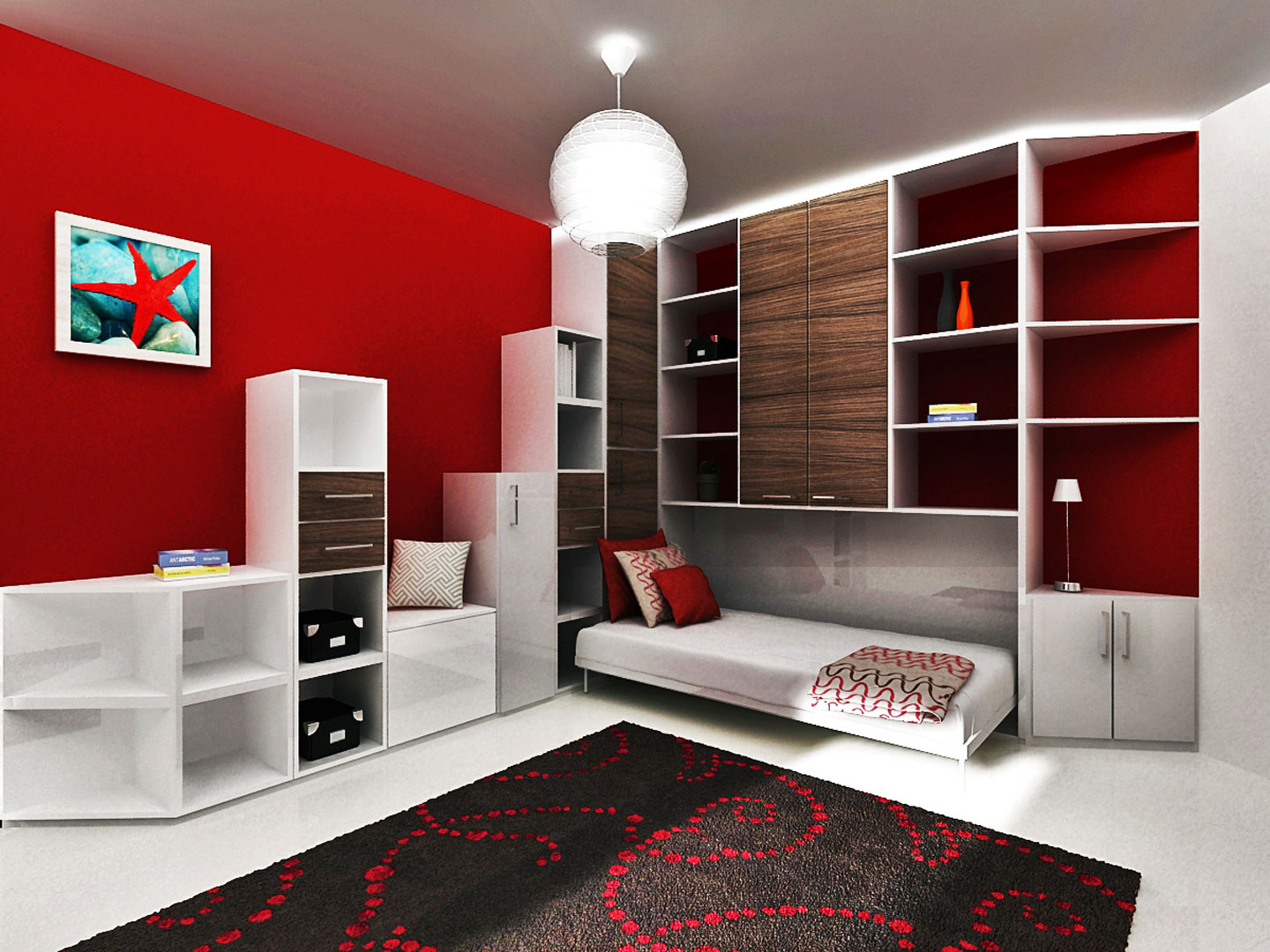 Wall Bed 19