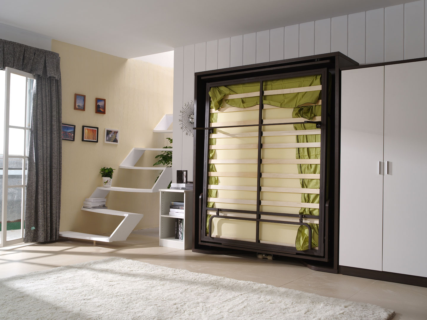 Wall Bed 23
