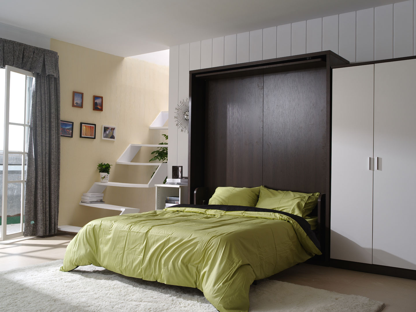 Wall Bed 25