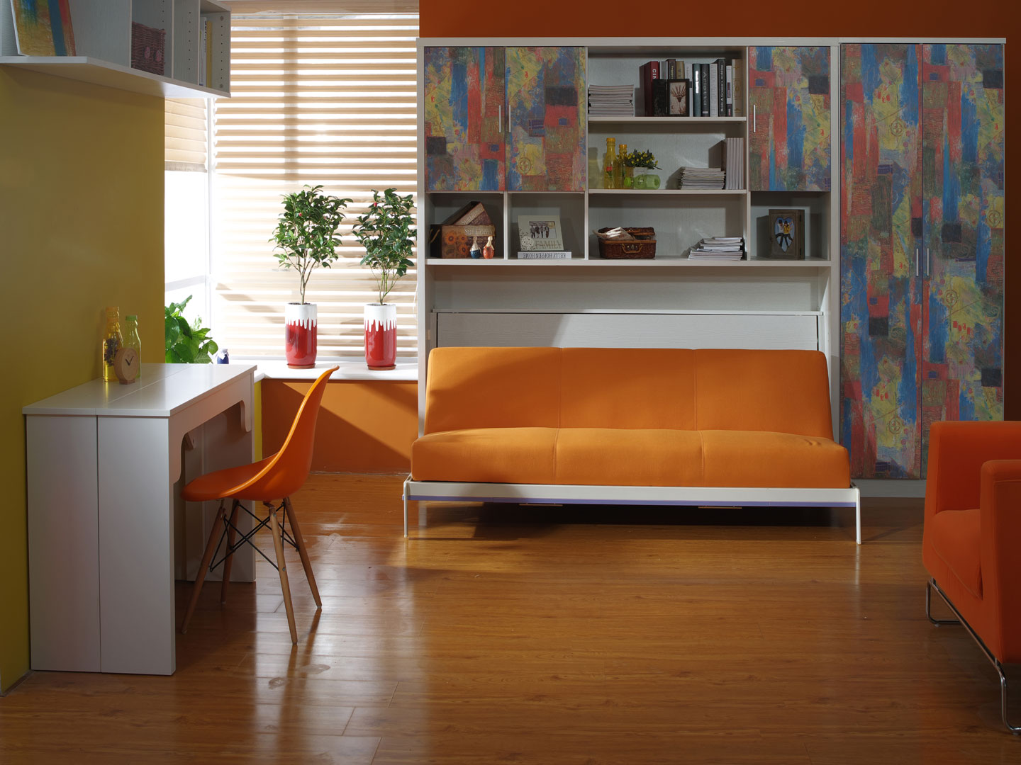 Wall Bed 27