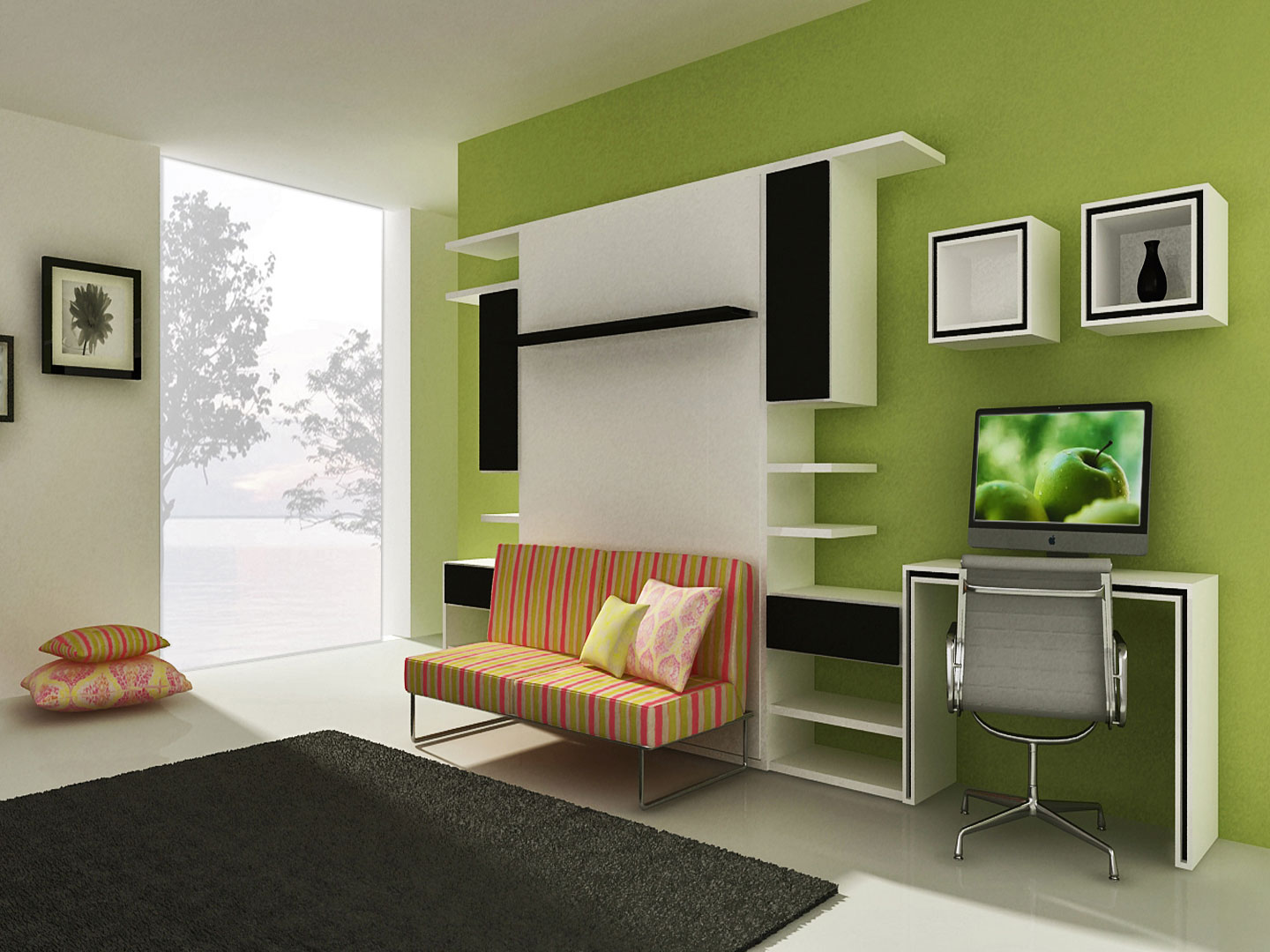 Wall Bed 28