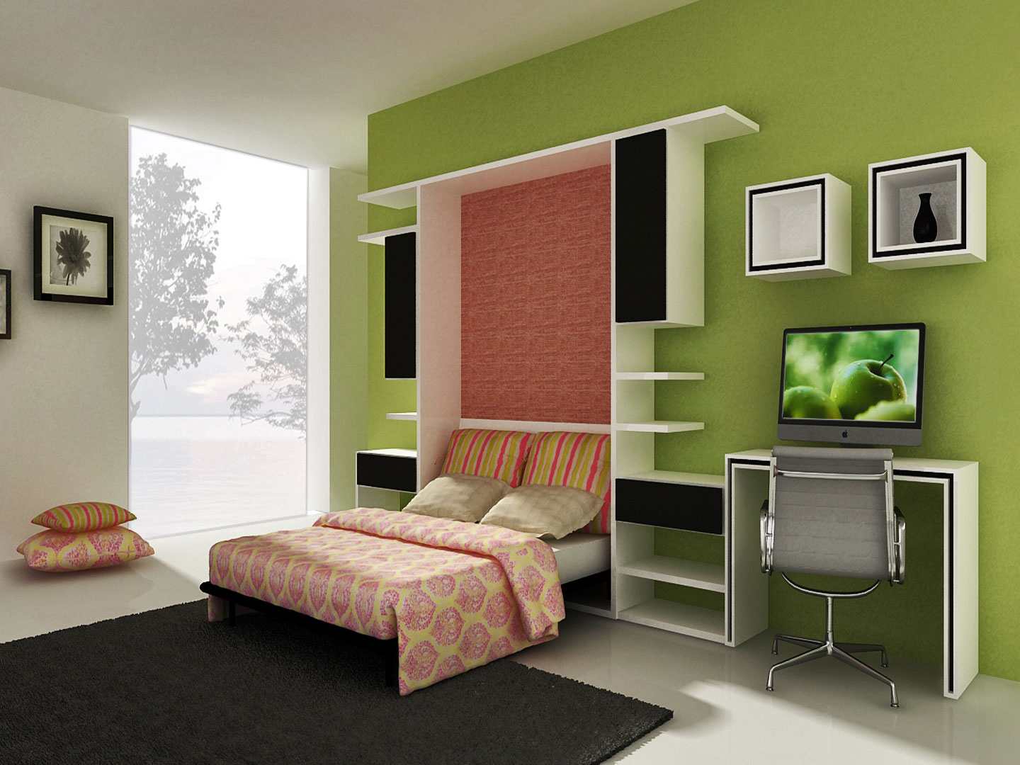 Wall Bed 29