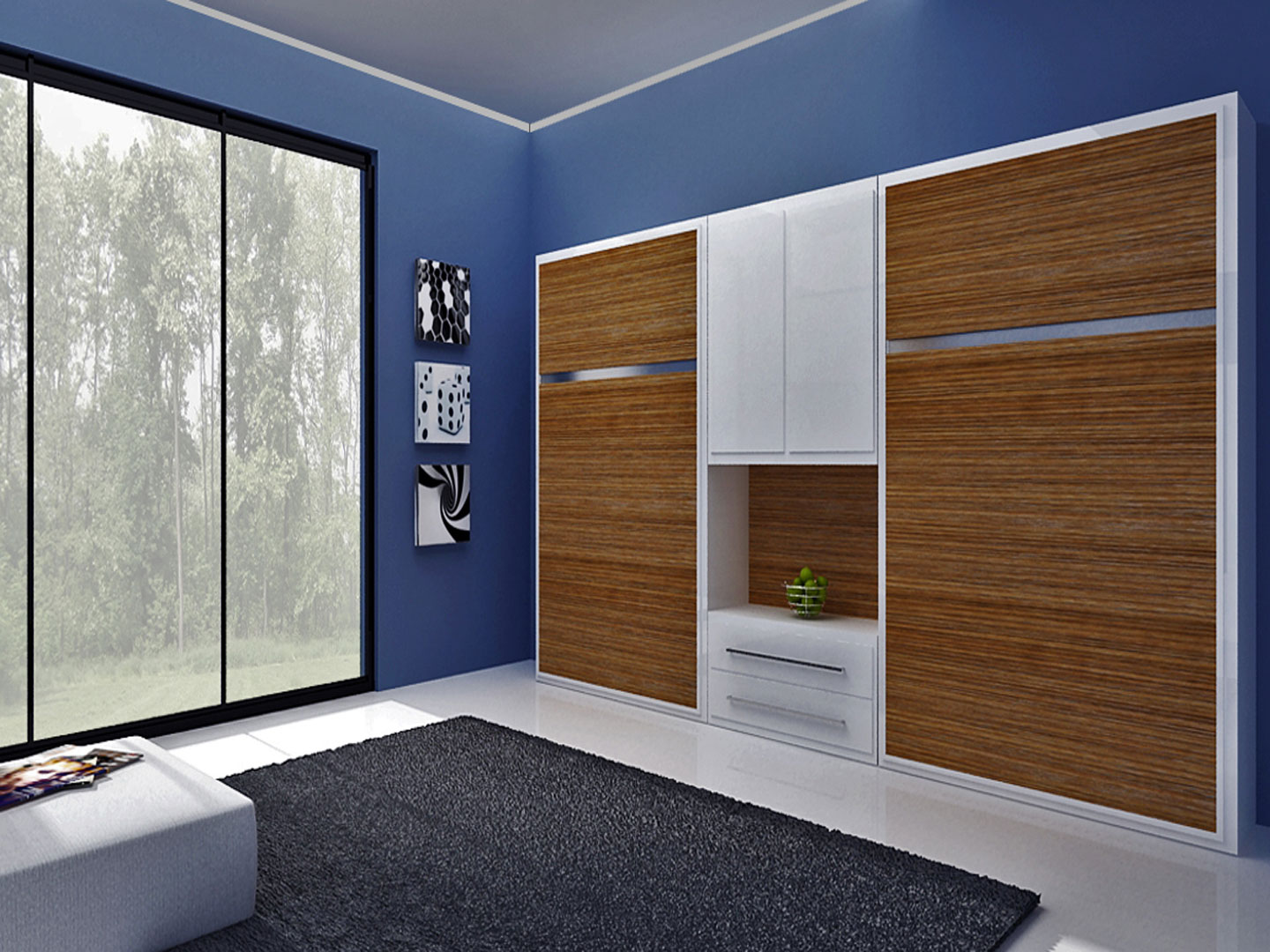 Wall Bed 30