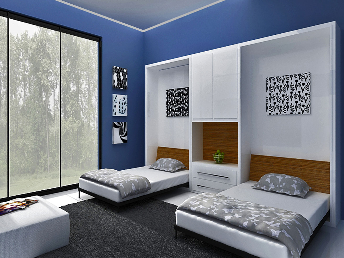 Wall Bed 31