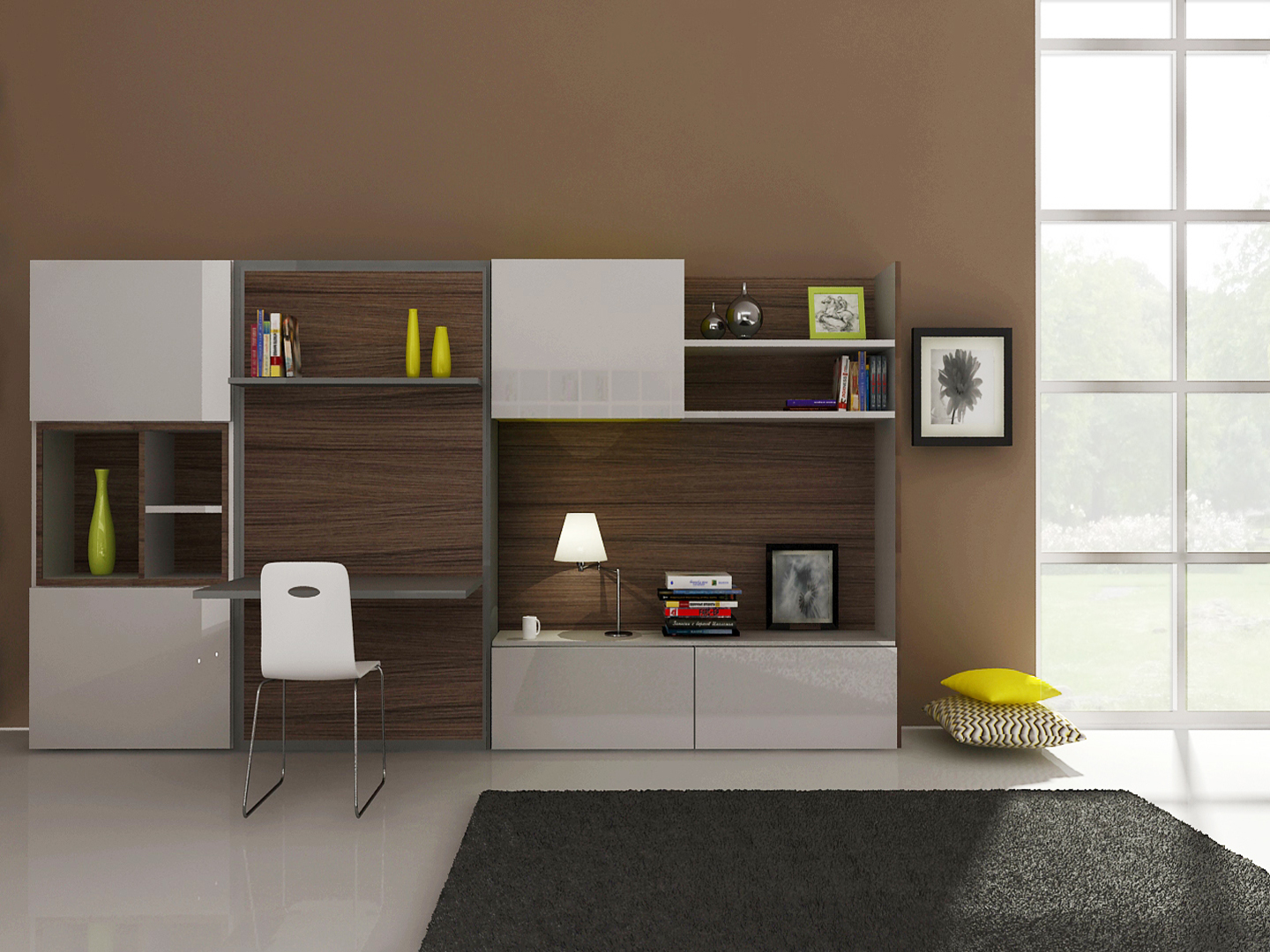 Wall Bed 32