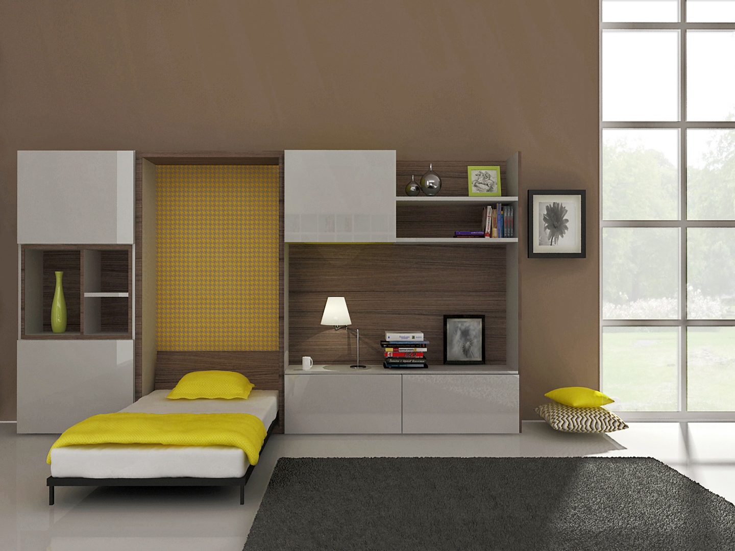 Wall Bed 33