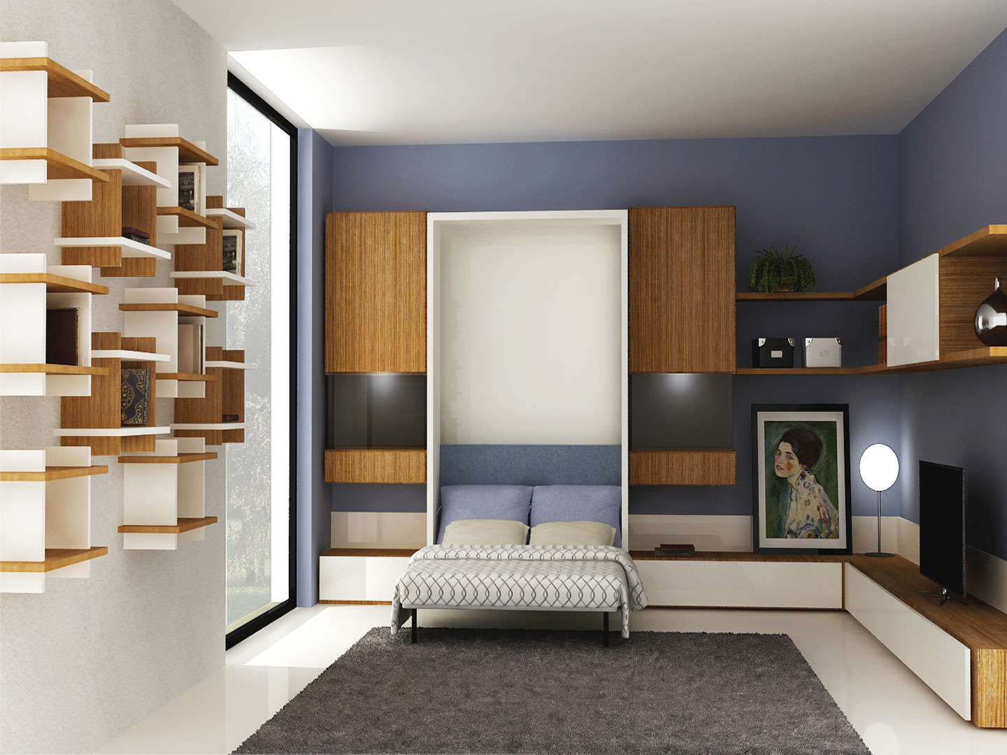 Wall Bed 35
