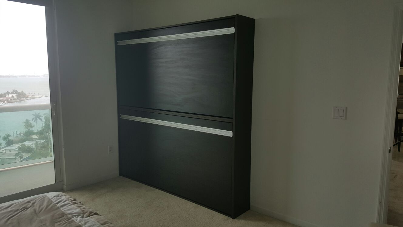 Wall Bed 07